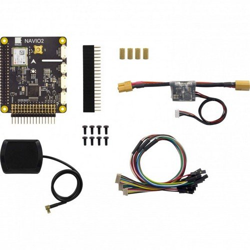 Navio2 Autopilot Kit for Raspberry Pi 2 / 3 by Emlid
