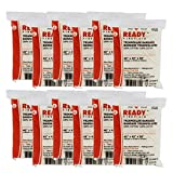 Triangular Bandages, Control Bleeding, Versatile Bandages, Triangle Sling, a Must Have in First Aid Kits - Pack of 12 by 72HRS
