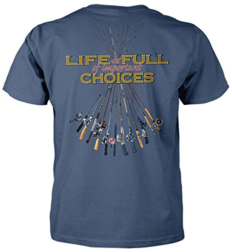 Life Full Important Choices Fishing product image