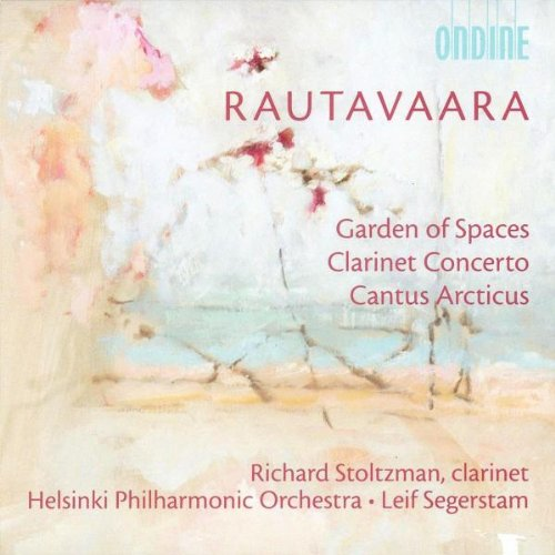 Concerto / Garden of Spaces / Cantus Arcticus (Richard Stoltzman Clarinet)