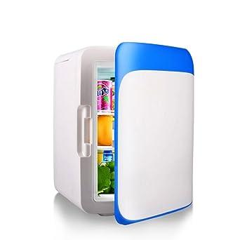 car Dual-use Refrigerator 10L Large Capacity Refrigerator Home Mini Home Dormitory Single Door Freezer Car Mini Refrigerator