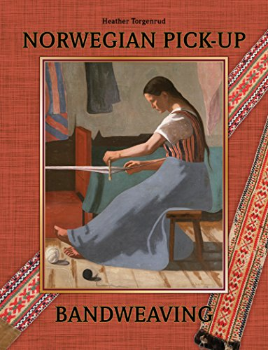 - Norwegian Pick-Up Bandweaving