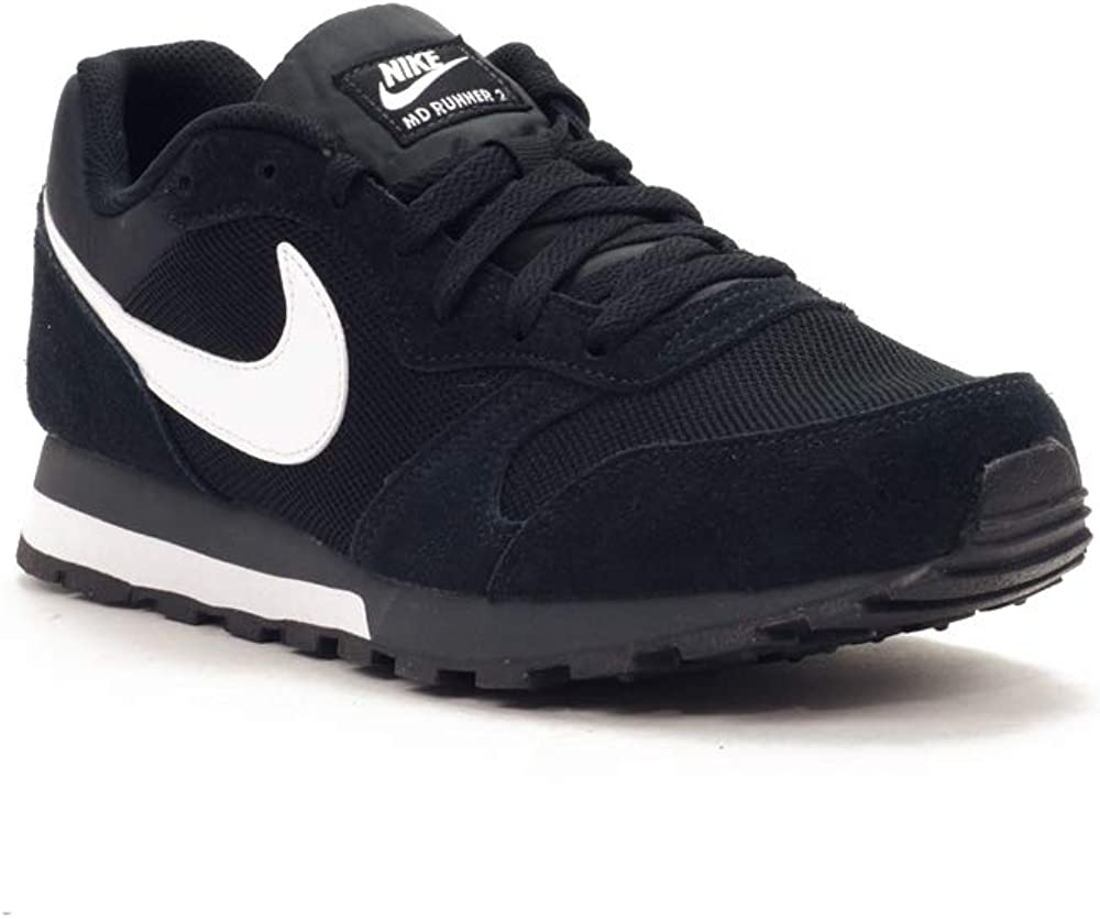 NIKE MD Runner 2, Zapatillas de Correr para Hombre: Amazon.es: Zapatos y complementos
