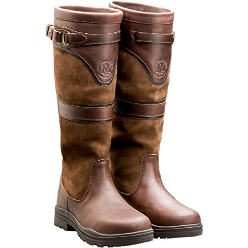 Navy Yard Horse Dark Waterproof Devonshire Tall Brown Brown Mountain Boot or pzIPqI