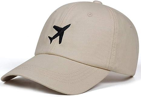 A-HXTM Gorras De Hombre Sombrero De Bordado De Avión Hombres ...