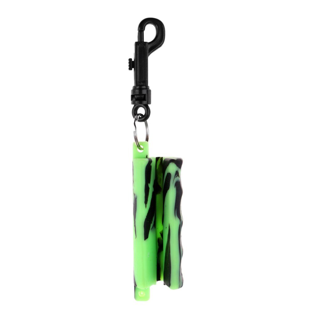 FLAMEER Extracteur De Flèche De Silicone De Tir à l'arc avec Keychain pour La Recurve/Composé/Chasse à l'arc Traditionnelle