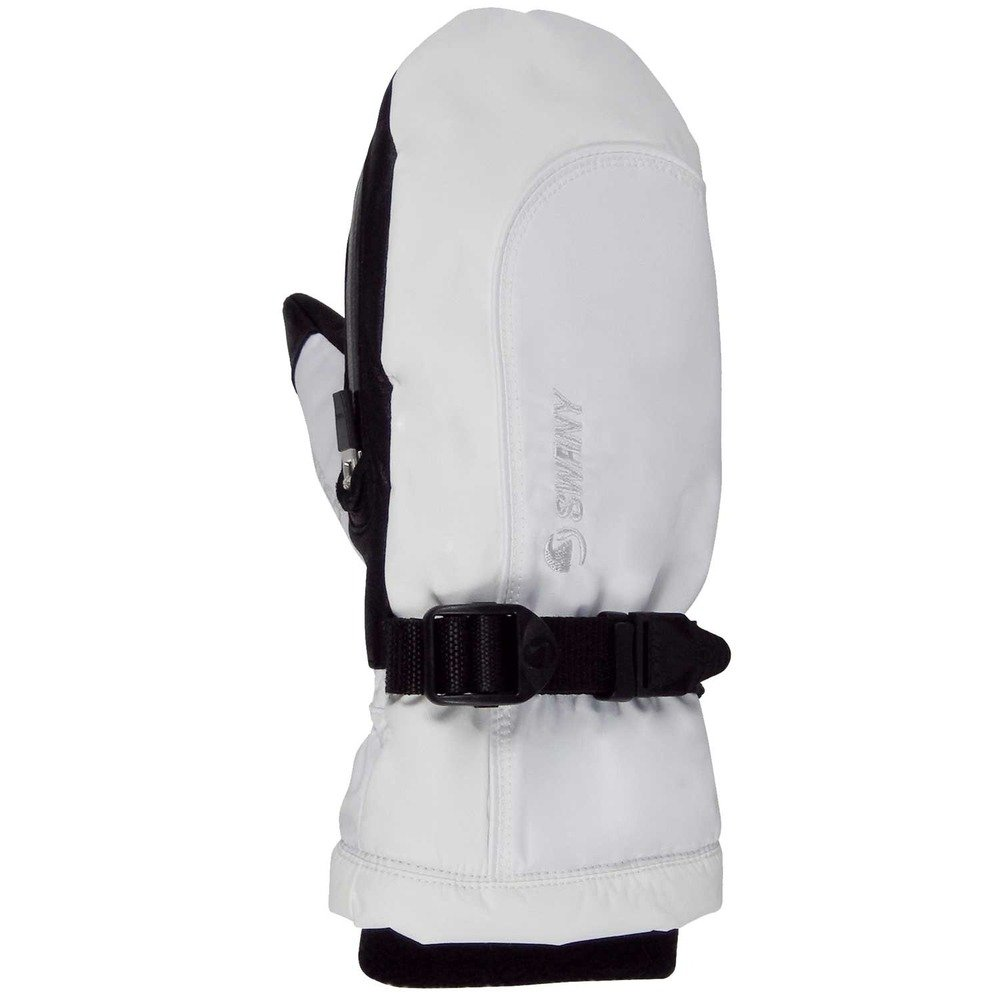 Swany TS-13iL Women's Softy Touch Screen Mitt, White - S