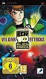 Ben 10 - Alien Force: Vilgax Attacks