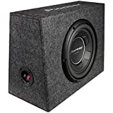 12˝ Pre-Loaded Compact Subwoofer System