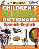 img - for Children's Visual Dictionary: Spanish-English (Children's Visual Dictionaries) book / textbook / text book