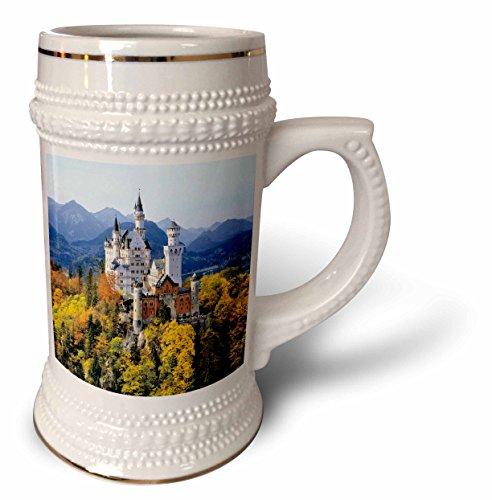 Danita Delimont - Castles - Neuschwanstein castle, Bavaria, Germany - EU10 RER0071 - Ric Ergenbright - 22oz Stein Mug (King Ludwig Beer)