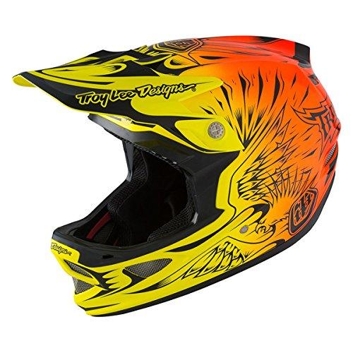 Troy Lee トロイリー 2016年 D3 コンポジット Mips MTB/DH/BMX 自転車用 ヘルメット Ravage ラベージ [並行輸入品] B01III4AR4 XL(60~62cm)