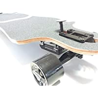 Longboard Brake 2.0 for Drop Through(A SINGLE NEW NTR RUBBER PAD BRAKE KIT)