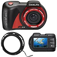 SeaLife Micro 2.0 WiFi 32GB Camera w/ 10x Lens and Screen Protector