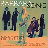 Barbara Song (Songs of Kurt Weill)