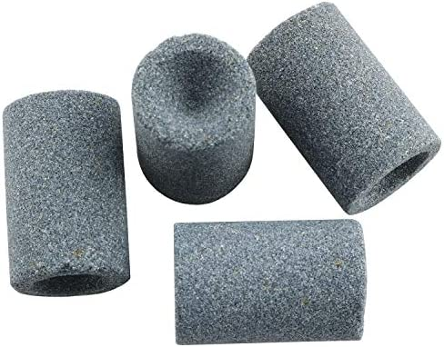 10pcs Dart Sharpener Sharpening Stone Dart Accessories for Steel Tip Darts
