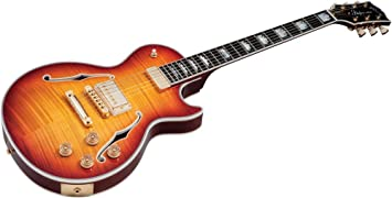 Guitarra eléctrica Gibson USA, Heritage Cherry Sunburst: Amazon.es: Instrumentos musicales