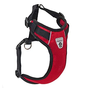 lovely Canine Friendly Vented Vest Harness, Car Restraint