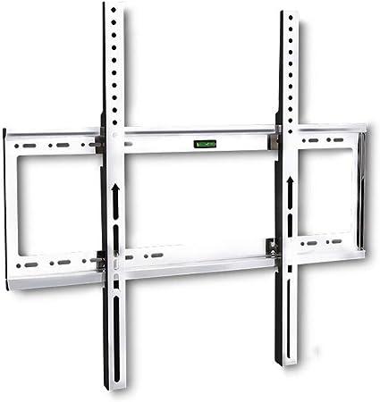 PIAOLING Soporte de TV Acero Inoxidable LCD TV Rack Montaje en Pared Una Pieza de Acero Inoxidable Reforzado 43 50 55 60 Pulgadas 32-65 Pulgadas Estable y Fuerte: Amazon.es: Hogar
