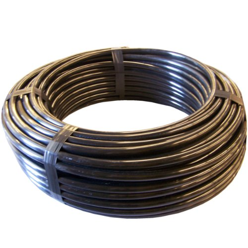 Genova Products 910072 3/4-Inch x 400-Foot 100 PSI Poly Cold Water Plumbing/Irrigation Pipe Tubing (Poly Pipe Polyethylene Tubing)