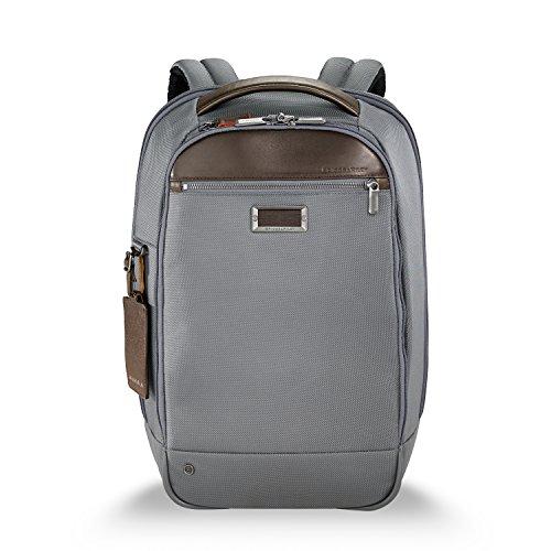 Briggs & Riley @ work - Medium Backpack, Gray, Slim