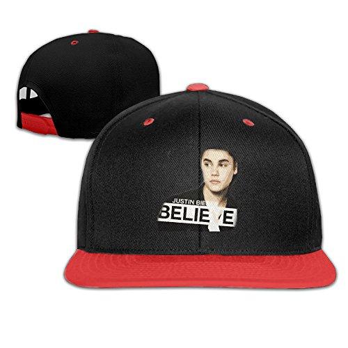 BFF Hip Hop Hats Fashion Baseball Cap Sports Justin Gv Bieber Believe Headgear - Airport Shopping Orlando