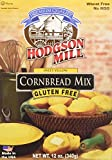 Hodgson Mill Cornbread Mix Gluten Free Sweet Yellow -- 12 oz