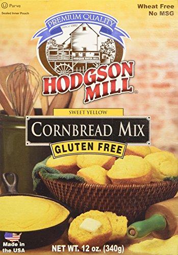 Cornbread Dressing Mix (Hodgson Mill Mix Corn Bread Gluten Free, 12 oz)