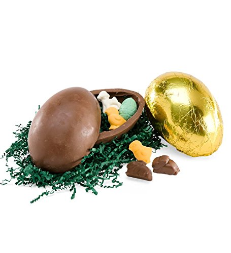 Golden Chocolate Surprise Egg