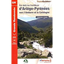 ARIÈGE-PYRÉNÉES, ANDORRE, CATALOGNE 09 - ESP - GR - 1098, ÉD.2012