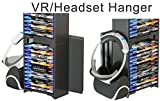 Skywin VR Headset & Video Game Organizer - 24 CD