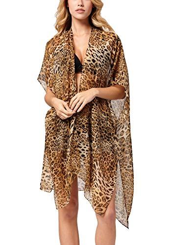 Swimsuit Cover ups for Women - Beach Kimono for Swimwear Bikini Bathing Suits Summer Coverup Dresses - On The Prowl