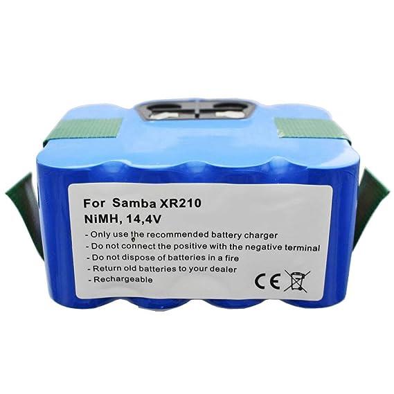 Samba XR210 batería de 2000 mAh, NS3000D03 X 3, YX-NI-MH-022144 de ...