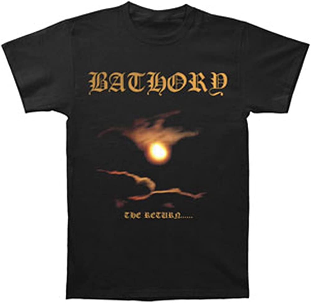 2017/' T-Shirt Bathory /'The Return.. NEW /& OFFICIAL!