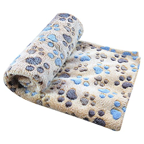 spring-fever-doggy-warm-bed-mat-paw-print-cushion-soft-dog-cat-puppy-pet-blanket-coffee-m315236-inch