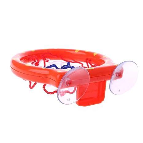 LYH Canasta Baloncesto Infantil Mini Baño Juguetes De Baloncesto ...