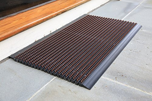 Mats Inc. World's Best Outdoor Mat 2.0, 18' x 31', Brown