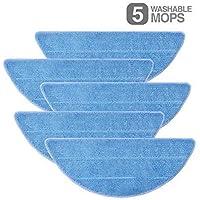 APLUSTECH Pack de 5 Mopas para Cecotec Conga