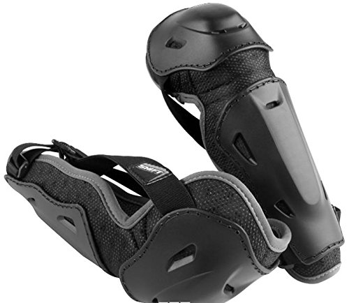 SHIFT ENFORCER YOUTH ELBOW GUARDS BLACK YOUTH