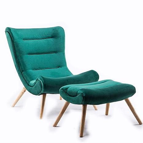 Wondrous Amazon Com Xiejuanjuan Modern Upholstered Accent Chair Lazy Inzonedesignstudio Interior Chair Design Inzonedesignstudiocom