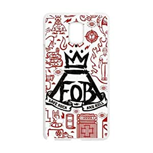 Samsung Galaxy S4 phone cases White Fall out boy Phone cover GWJ6340082