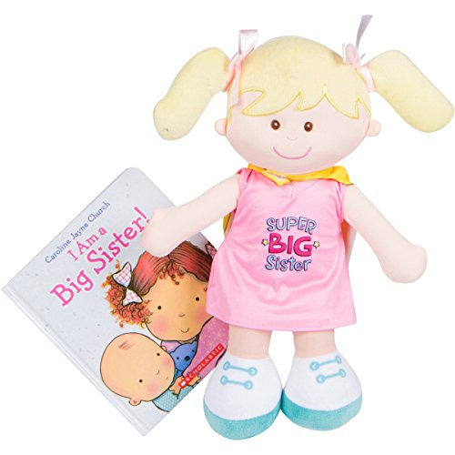 MartLoop Super Big Sister Doll with Cape and I am a Big...