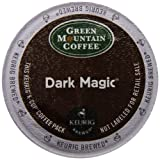 Green Mountain Coffee, Dark Magic (Extra Bold), 12-Count K-Cup Portion Pack for Keurig Brewers (Pack of 3)