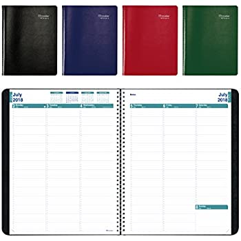 blueline timanager 2018 2019 weekly monthly academic planner july
