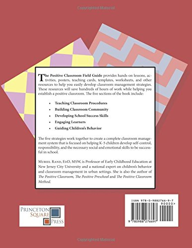 The Positive Classroom Field Guide (K-5) 2nd Edition: Hands-on ...