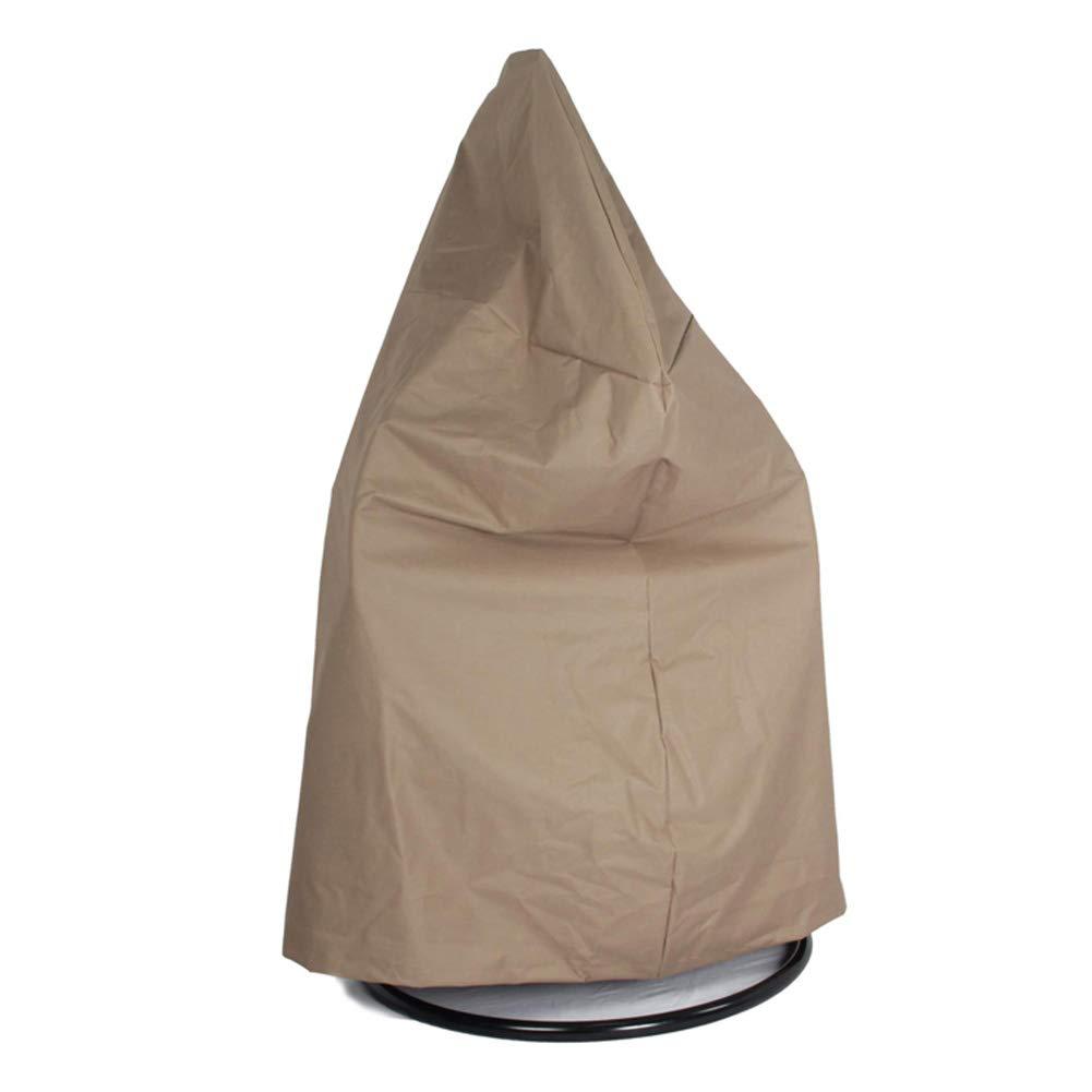 AJZGF Im Freien Outdoor hängenden Korb Poncho Regenbeutel Staubbeutel Regenschutz wasserdicht und UV-Schutz