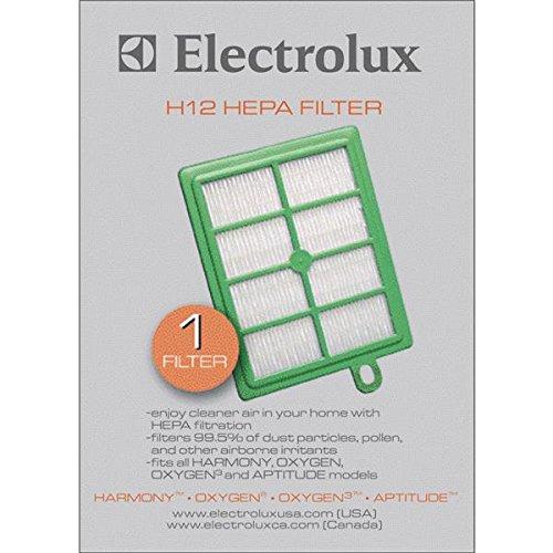 H12 HEPA Filter - 1 (Electrolux Hepa El012w Filter)