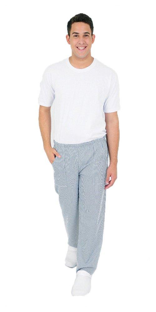 DAM Uniforms Unisex Baggy Chef Pant - M