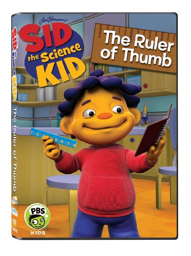 - Sid The Science Kid: The Ruler Of Thumb