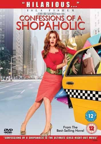 Confessions of a Shopaholic -  DVD, Isla Fisher, Isla Fisher